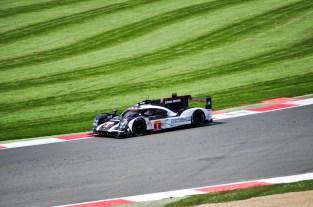 Porsche 919 Hybrid of Mark Webber, Brendon Hartley & Timo Bernhard