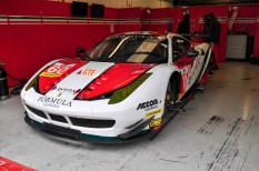 Formula Racing Ferrari F458 Italia LMGTE