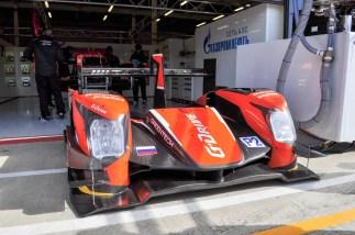 Rusinov, Berthon & Rast G-Drive Racing Areca 05 - Nissan