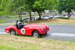 Triumph TR2 1991cc 1956