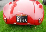 Cisitalia rear-end