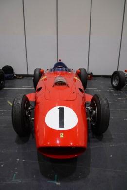 Ferrari 246 Dino race car