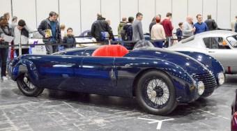 1937 Alfa Romeo 6C 2300 Aerodynamica Spider