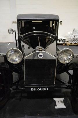 1927 Lancia Lamda Series 7