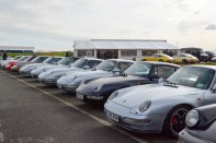 50 shades of mainly grey modern 991s......yawn!