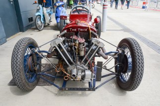 The Trice - a J.A.P. engined special