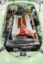 MGA Twin Cam engine