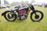 1928 500cc Scott Flying Squirrel