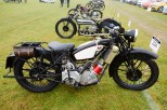 1928 600cc Scott Flying Squirrel