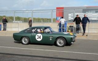 Aston Martin DB4 Lightweight 1959 4500cc