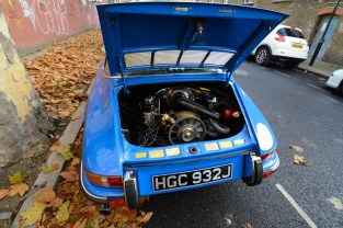 1971 2.2 Litre 911 T engine