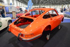 '72 Oelklappe 911 body shell
