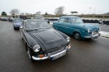 MGC and Ford Zephyr