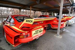 Porsche 935 posteriors