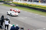 Porsche 906 and Ford GT40