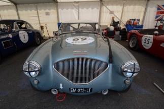 Austin Healey 100M 1956