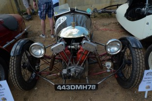 Real 1928 Morgan Super Sport - sold through Dormant?