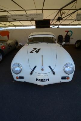 Porsche 356A Coupe 1957