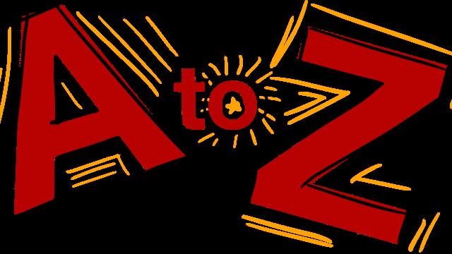 Le cose che mi piacciono dalla A alla Z