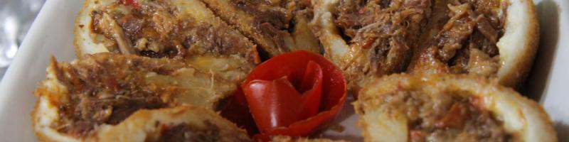 Coxinhas de rabada com catupiry do Bar do Carioca | Cumbuca Bares e Botecos de Campinas
