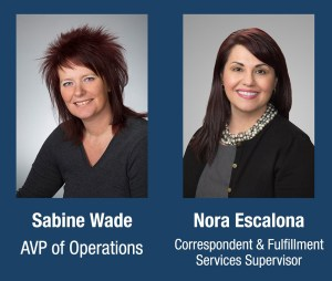 CU Members Mortgage Restructures Correspondent/Fulfillment Department with new AVP and Supervisor Team Members