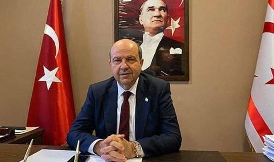 Δήλωση «Blue Homeland» από τον Πρόεδρο της ΤΔΒΚ Τατάρ: Δεν θα επιστραφεί ποτέ