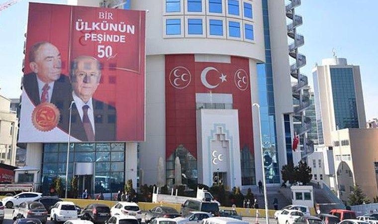 MHP Genel Başkanı Bahçeli'nin danışmanı Çiçek, Tuğrul Türkeş'i hedef aldı