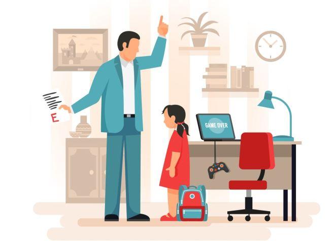 Toksik ebeveynlik, çocuklukta ve yetişkinlikte psikolojik ve fiziksel sağlık sorunlarına neden olabiliyor 14