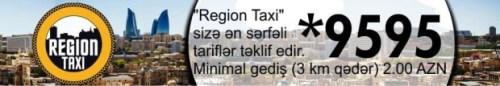 Region Taksi