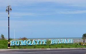 """İki """"dəniz""""in qovuşduğu şəhər: Sumqayıt-Qafqazın Osakası"""