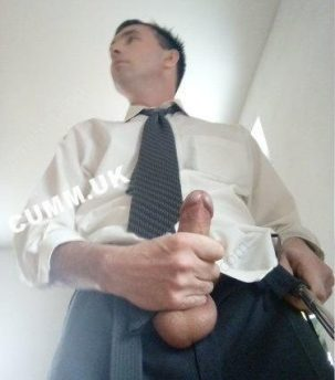 me-and-my-big-penis suited wanker mature