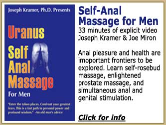 Explore the Taboo Pleasures of Self Anal Masage
