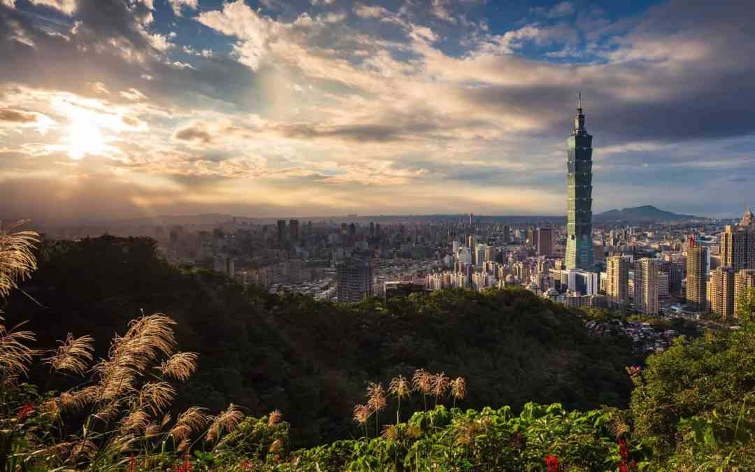 Top 5 things to love about Taiwan