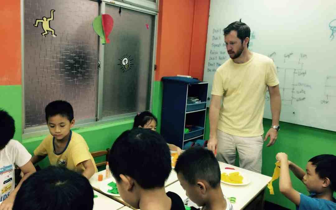 The Joys of Teaching