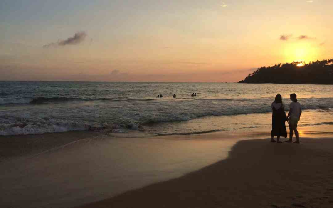 Mirissa, Sri Lanka: the Beach Town