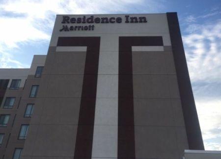Residence Inn Hi-Rise Letters