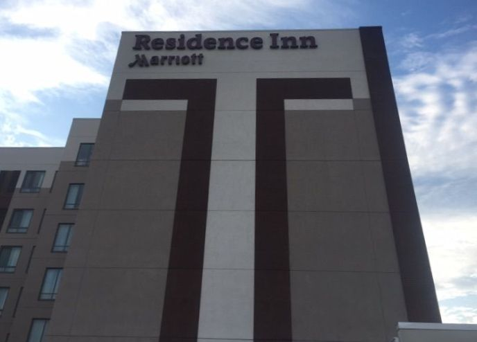 Residence Channel Letters