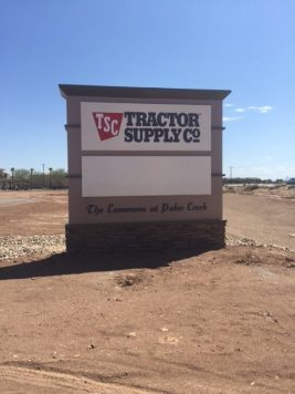 Tractor Supply Monument