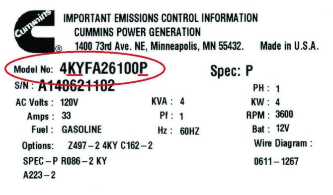 rv generator manuals  cummins inc