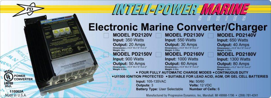 Cummins Label - Electronic marine converter label