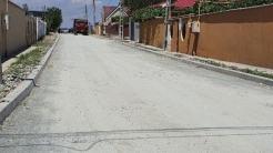 Continuă asfaltarea străzilor din Cumpăna. FOTO Primăria Cumpăna