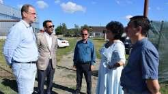 Comuna Cumpăna va avea o stație PECO și GPL. FOTO Primăria Cumpăna
