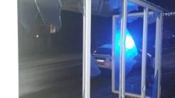 Stația de autobuz din zona Movilă a fost devastată. FOTO Primăria Cumpăna