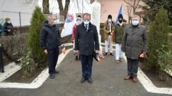 Ziua Unirii a fost marcat[ la Cumpăna. FOTO Primăria Cumpăna