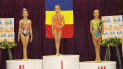 Gimnaste de la CS Victoria Cumpăna, campioane la Ploiești. FOTO Primăria Cumpăna