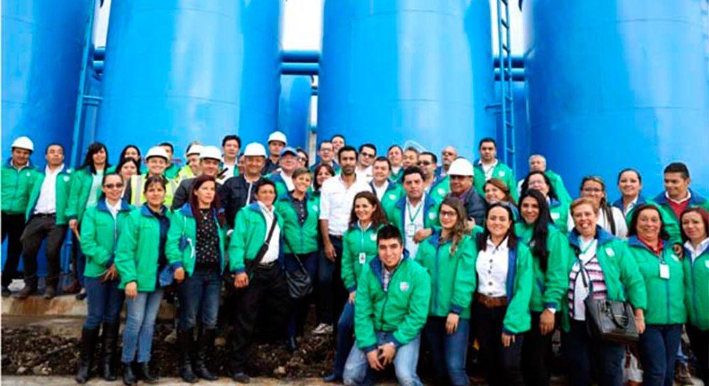 Acueducto de Tabio se encuentra en un 95% de avance de obra.
