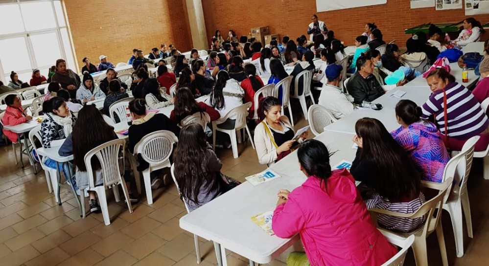 Programa Maternidad segura y empresa privada