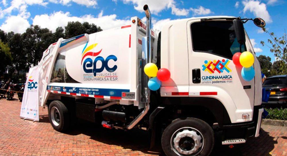 Entrega Compactadores residuos sólidos