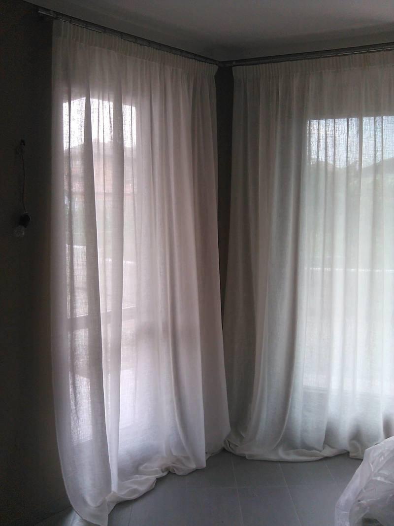 A completamento della scelta sono disponibili vari accessori per tende: Tende Morbide A Pacchetto A Pannello Cuneo Tende