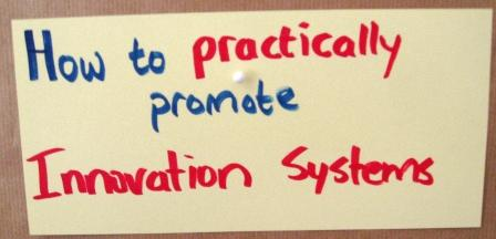 How I teach the topic of innovation systems